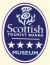 The Haa has a four star museum rating from Visit Scotland.